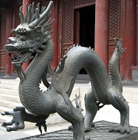 chinese dragon: long