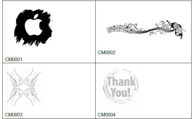 engraved clipart