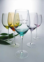 personalized wine glasses christmas gifts