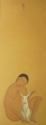 Custom Hand Painted Modern Chinese Oil Painting on Canvas